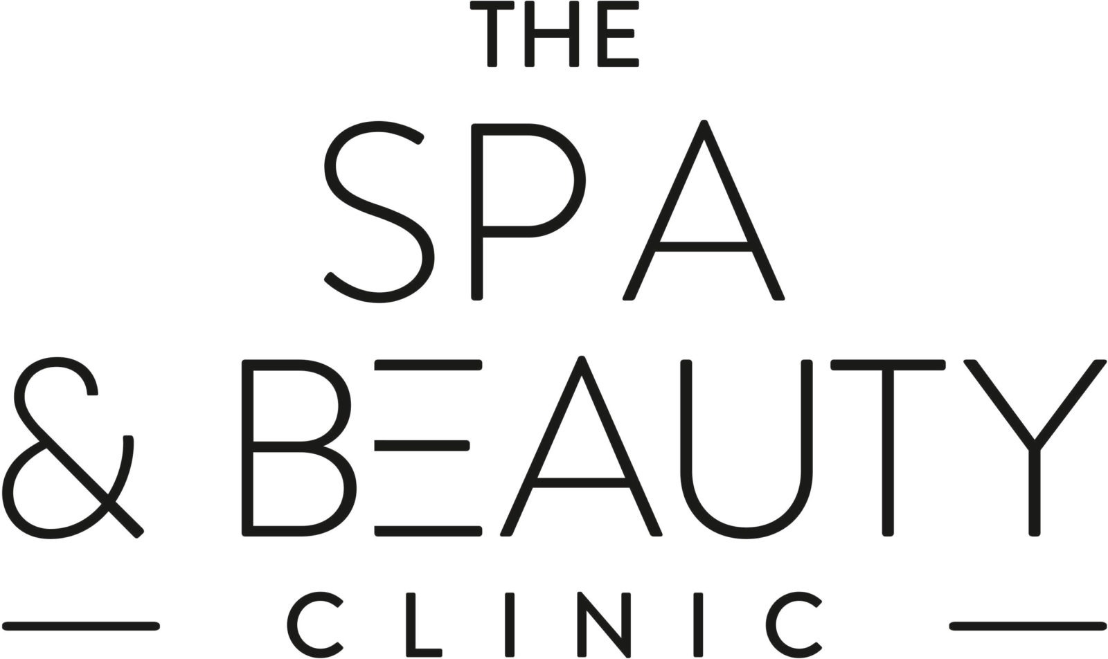 The Spa & Beauty Clinic Logo